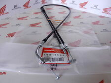 Honda CB CL 250 350 K Cable Wire Throttle Black 1in2 78 cm orig. 17910-286-000