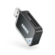 Anker 8-in-1 USB 3.0 Portable Card Reader for SDXC SDHC SD MMC RS-MMC Micro
