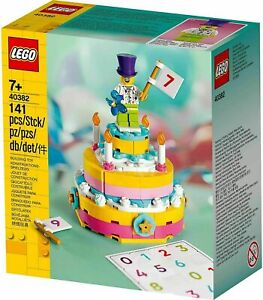 Lego 40382 - Happy Birthday Set - SEALED - Brand New BNIB