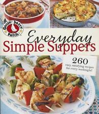 Goose Berry Patch Everyday Simple Suppers Cookbook Weekday Recipes Illustrated