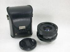 Tamron 28mm f/2.5 Manual Focus Lens - Adaptall 2 Type BBAR MC  O2B No.226012