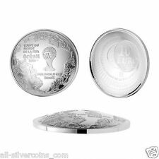 2014 FIFA World Cup Brazil Coins-10 EU Silver ANACS PR69 1st.release #009