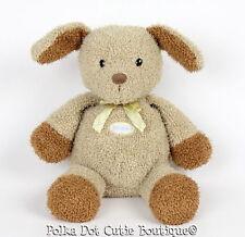 Prestige Toy Baby Tan Brown Barking Puppy Dog Stuffed Plush Toy