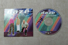 """CD AUDIO MUSIQUE INT/ DAZE """"TOGETHER FOREVER (THE CYBER PET SONG)"""" 1998 CDS  2T"""
