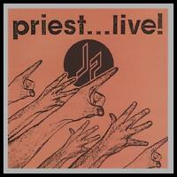 JUDAS PRIEST (2 CD) PRIEST... LIVE! D/Remaster CD w/BONUS Trax ~ 70's/80's *NEW*