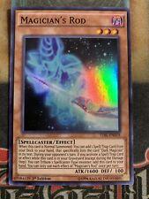 Yugioh Magician's Rod TDIL-EN019 Super Rare 1st Edition