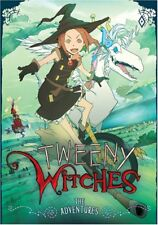 Tweeny Witches - The Adventures (DVD, 2009, 2-Disc Set) BRAND NEW! FACTORY SEAL!