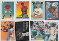Lot of 29 Chipper Jones Fred McGriff Dave Justice cards (see pics) w/ Rookies RC