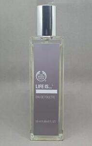 The Body Shop LIFE IS... Eau De Toilette (50 ml) EDT Brand New