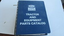 OEM Ford New Holland 20 seriesTractor + Equipment Master Parts Catalog, FS