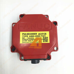 FANUC A860-2060-T321 PULSECODER Rotary Encoder Pulse Coder ABS Red