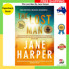 BRAND NEW The Lost Man By Jane Harper - Paperback Book - FAST FREE SHIPPING AU