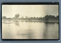 Afrique Occidentale, Paysage Vintage silver print. Africa.  Tirage argentique