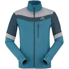 Eider Men's RISE Jacket top fleece  UK 44 X Large Ghost Grey BNWT