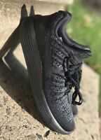 Nike Lunarepic Low Flyknit 2 Black Womens Running Shoes 863780-004 NEW All Sizes
