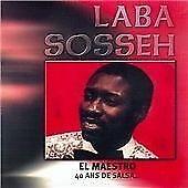 LABA SOSSEH - EL MAESTRO-SALSA AFRICANA NEW CD