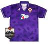 Maglia Fiorentina 1992-1993 - Calcio Vintage Retro Batistuta Rui Costa Chiesa