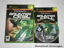 Xbox Game: Tom Clancy's Splinter Cell Chaos Theory (Complete)