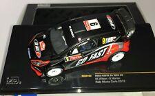 1:43 IXO RAM492 Matthew Wilson Ford Fiesta WRC #9 Montecarlo 2012