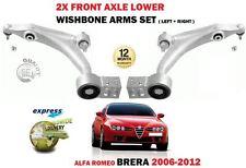 für Alfa Romeo Brera 2006- > 2x VORNE LINKS+RECHTS UNTEN QUERLENKER QUERLENKER
