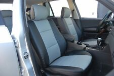 BMW X3 2003-2010 IGGEE S.LEATHER CUSTOM FIT SEAT COVER 13 COLORS AVAILABLE