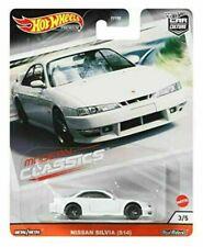Hot Wheels Nissan Silvia S14 White Modern Classics FPY86-956S 1/64