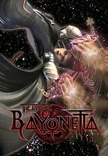 The Eyes Of Bayonetta Artbook & DVD [Hardcover Book, Memorabilia, 224 pages] NEW