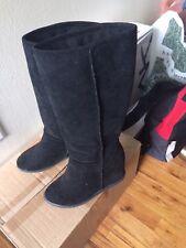 Women winter boots (wedge heel)