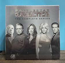 Battlestar Galactica - The Complete Series (DVD, 2010, 25-Disc Set)