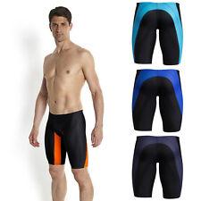 Mens Jammers Swim Trunks Endurance Swimming Jammer Swimwear Surfing Shorts