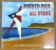"PUERTO RICO ALL STARS - ""LOS PROFESIONALES "" - CD"
