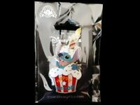 Disney Trading Pin DLR DLRP - Stitch Happy Birthday Cupcake & Candle on His Head