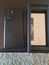 "Samsung Galaxy S21 Ultra 128GB 5G (Verizon) 6.8"" SM-G998U Phantom Black"
