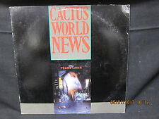 Cactus World News Years Later - MCA Records  1986