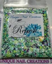 Limited Edition Glitter Mix~REFRESH* Comes With Alloy~ Nail Art