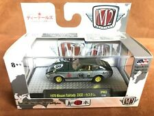 M2 1:64 AUTO JAPAN NISSAN FAIRLADY Z RAW SUPER CHASE LIMITED 250  RARE