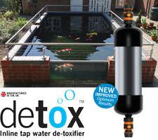 "Evolution Aqua Pond Dechlorinator 12"" Tap Water Purifier"