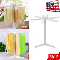 Pasta Drying Rack Collapsible Spaghetti Dryer Stand Kitchen Noodle Drying Holder