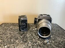 Exc+++ Hasselblad 500 C/M Medium Format Kit with 150mm f4 C lens and 2 backs