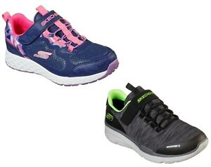 Skechers Childre's Unisex Waterproof Shoes in 2 Colours & 7 Sizes FREE DELIVERY