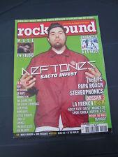 ROCK SOUND 2001 89 DEFTONIC PAPA ROACH MUSE ENHANCER STEREPHONICS MICKEY 3D SPOR
