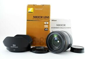 【Near Mint】 Nikon AF-S NIKKOR DX 16-80mm f2.8-4E ED VR Zoom Lens w/ Box - (5659)