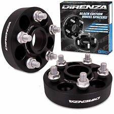 DIRENZA HUBCENTRIC FORGED ALLOY 30MM 5x100 WHEEL SPACERS FOR TOYOTA GT86 12+