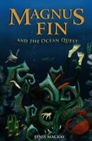 Magnus Ailerons Et L'Océan Quest 2009 (Kelpies) Par Janis Mackay, Bon Used Book