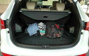 Rear Trunk Floor Style Organizer Cargo Net for HYUNDAI SANTA FE 2013-2020 New