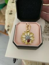 Juicy Couture Daisy With Ladybug Charm - Includes Original Box!