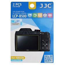 JJC LCP-B500 Ultra hard polycarbonate LCD Film Screen Protector For Nikon B500 2