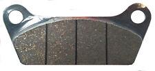 SBS HARLEY DAVIDSON PASTILLAS FRENO cerámicas para FL, plano, FLHT 80-85 TRASERO