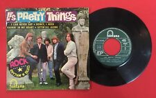 LES PRETTY THINGS I CAN NEVER SAY FRANCE ROCK N'BLUES 465296 M VG- VINYLE 45T EP