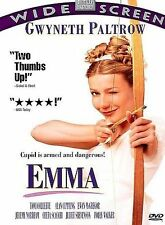 Emma DVD Gwyneth Paltrow Cupid is armed and dangerous Free Shipping